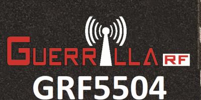 Guerrilla RF introduces power amplifier range