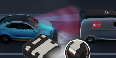 Automotive-grade MOSFETs lead way for small ADAS cameras