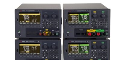 RS Components adds Keysight's auto-aero power supplies