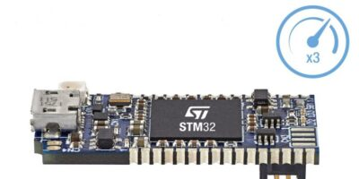 Debug probe is simple for faster STM32 programming