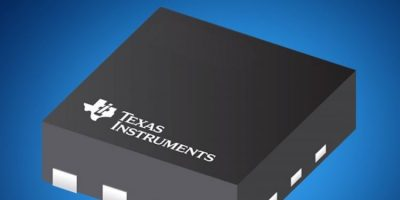 Mouser Electronics stocks TI's latest 8GHz op amp