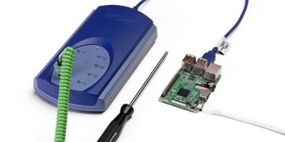 PicoLog data loggers support Raspberry Pi