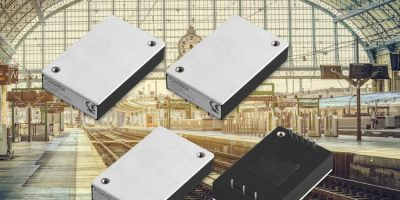 12:1 input quarter-brick DC/DC converters shorten time to market