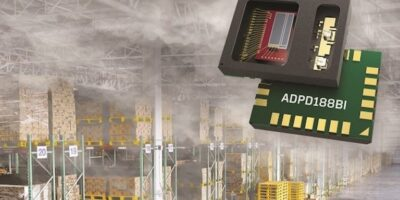 Integrated optical module reduces smoke detector false alarms