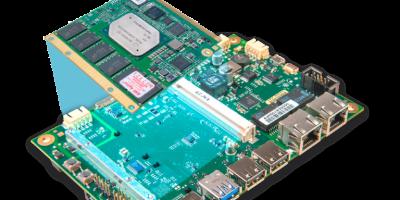 COM-based module targets HMI and IoT