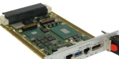 Concurrent Technologies unveils first Intel E-2200 VPX board