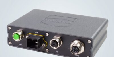 Harting offers MICA with a secondary Ethernet interface