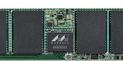 PCIe Gen4 NVMe SSD controllers are low power for edge computing