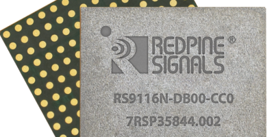 Rutronik UK adds Redpine Signals' SoCs and modules for IoT devices
