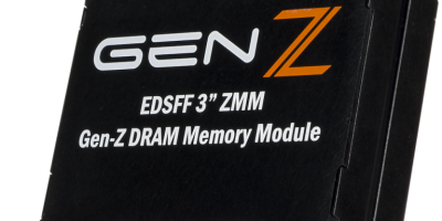 Smart Modular demonstrates Gen-Z memory module at Flash Memory Summit