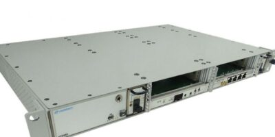Open VPX rackmount chassis has payload options