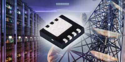 MOSFET increases power density for standard gate drives