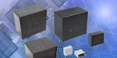 EMI suppression film capacitors lengthen service in harsh environments