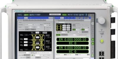 Anritsu introduces error detector for 400G/800G optical modules