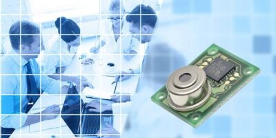 Wide-angle thermal MEMS sensor contactless offers Omron's widest field of view
