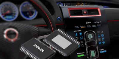 Automotive-grade backlight LED driver is compatible with vehicle LCDs