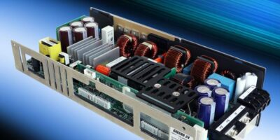 600W programmable power supplies meet MIL-STD-810G