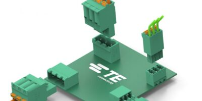 TE Connectivity adds push-in clamp termination to Buchanan PCB range