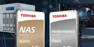 Toshiba expands hard drive capacities for gaming and NAS