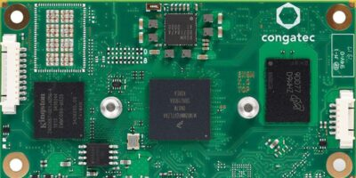 congatec mixes FinFET with NXP i.MX Mini in SMARC COM module
