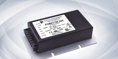 MTM Power offers 150W power supplies for use in railway applications