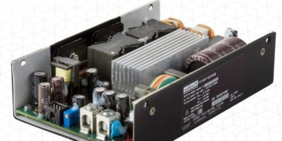AC/DC power supplies claim highest density for medical applications