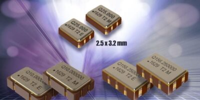 Q-Tech claims space crystal oscillators are industry's smallest