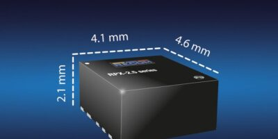 Recom introduces low profile QFN-package with flip-chip technology
