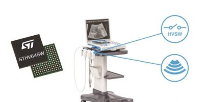 64-channel switch IC increases portability in medical imaging