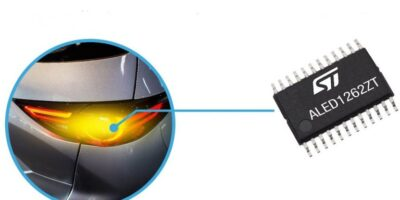 12-channel automotive LED driver simplifies lighting, says ST