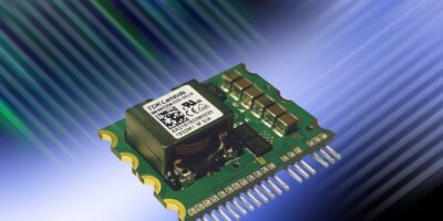 SIP format non-isolated 250W DC-DC converter saves board space