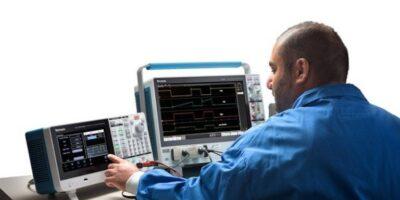 Tektronix simplifies power efficiency testing
