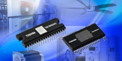 600V sine wave PWM driver IC protects against voltage fluctuations