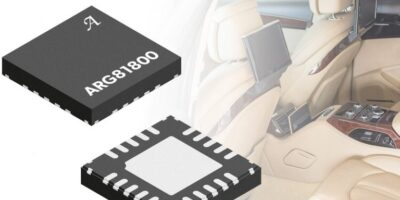 Low EMI DC/DC regulator helps developers meet high temperature operation