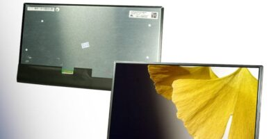 TFT display duo provide readability in challenging conditions