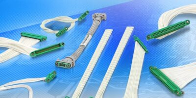 Harwin adds compact Gecko-SL to off-the-shelf cable assemblies