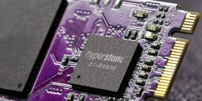 Low power SSD flash memory controller enables 3D NAND in SLC