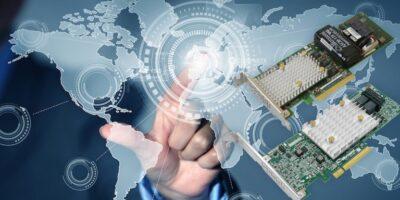 Smart storage adapters simplify storage management