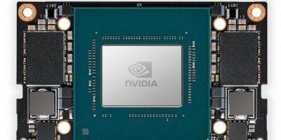 Nvidia shrinks Jetson fro AI at the edge