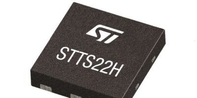 Temperature sensor delivers power savings for mobile monitoring