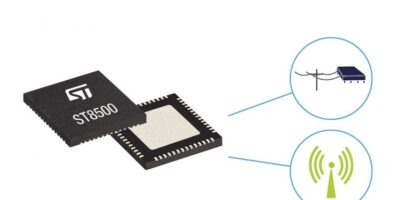 STMicroelectronics adds wireless support to smart meter chipset