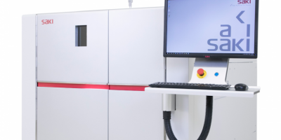 Inline 3D-CT automated X-ray inspection system is compact and lightweight