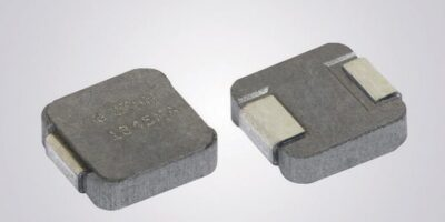 Commercial inductors are compact for telecomms