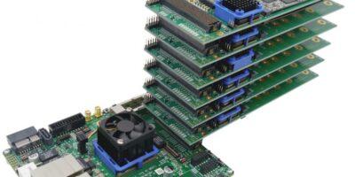 FPGA-based NVMe data storage supports HPC