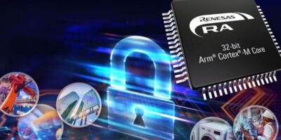 Farnell adds Renesas Electronics' RA family with security focus