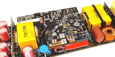 Reference design promotes GaN in consumer devices