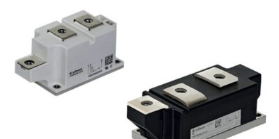 Infineon introduces 50 and 60mm modules for drives and UPS