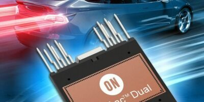 ON Semiconductor releases modules for automotive traction inverters