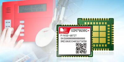 Anglia adds M2M modules with SIMCom Wireless Solutions signing