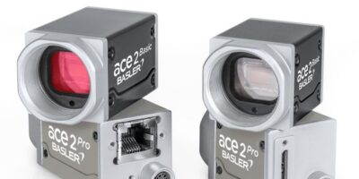 Basler extends ace 2 camera series with high resolution models
